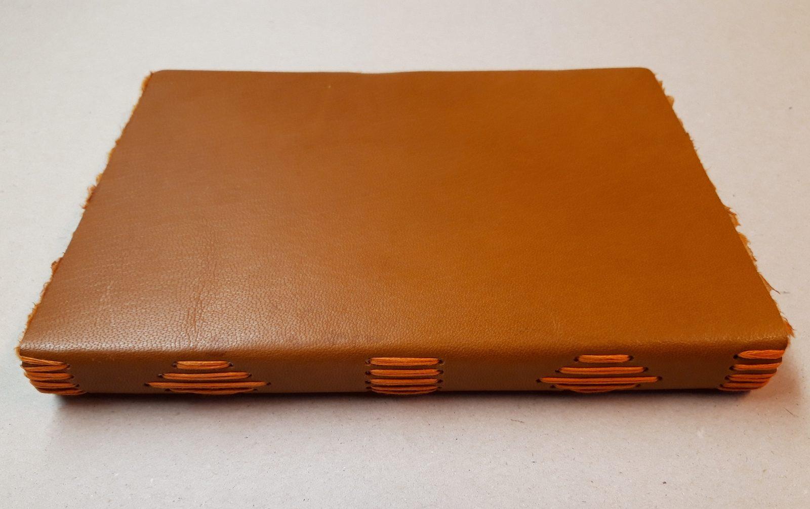 Notatbok i geitskinn (#1244)