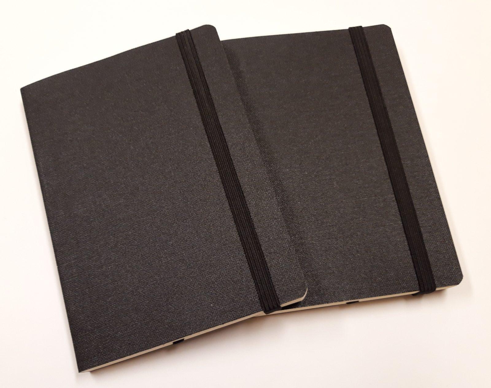 Notatbok i svart (1338 og 1339)